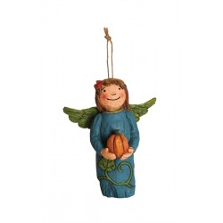 Front of Angel Ornament - Harvest Gifts