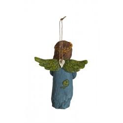 Back of Angel Ornament - Harvest Gifts