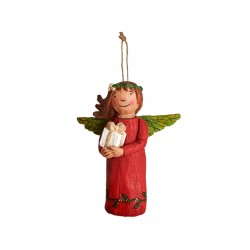 Front of Angel Ornament - Life's Gifts